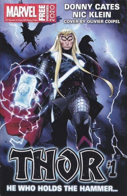 Marvel Previews #28