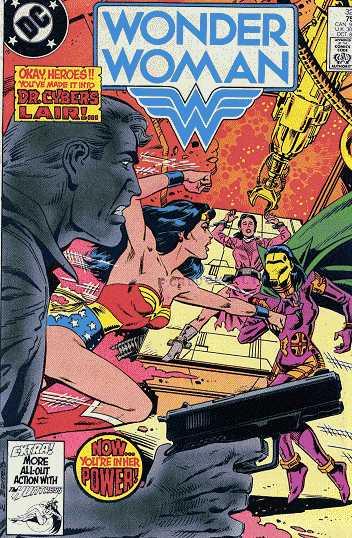 Wonder Woman #320