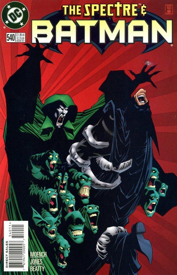 Batman #540