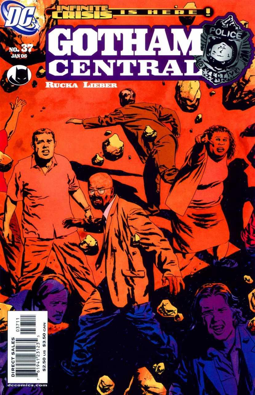 Gotham Central #37