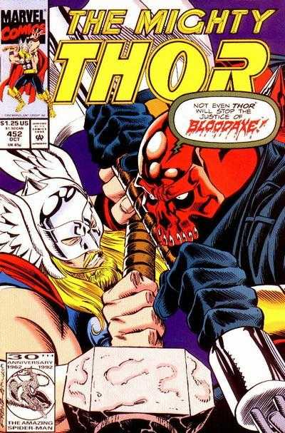 The Mighty Thor #452