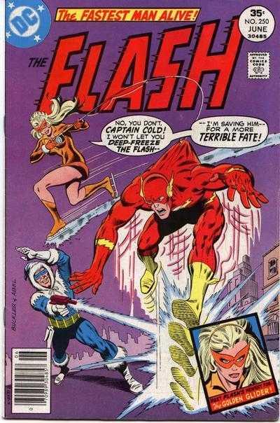 The Flash #250