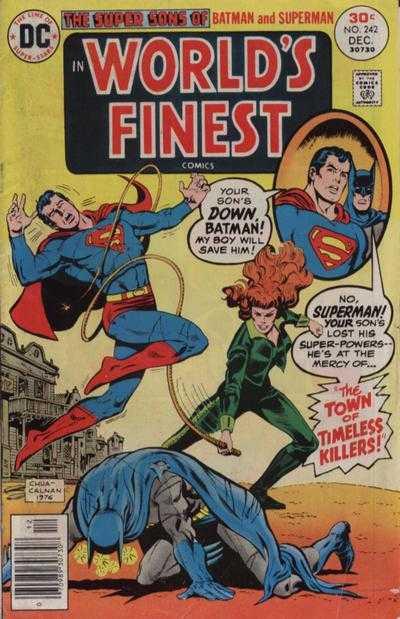 World's Finest Comics #242