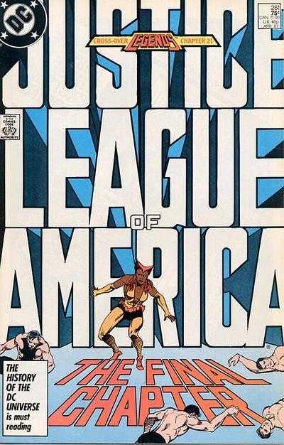Justice League of America #261