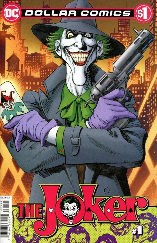 Dollar Comics - Joker #1