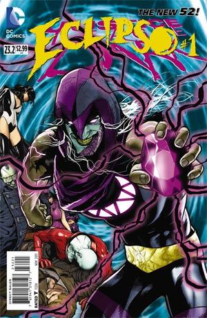 Justice League Dark #23.2 Eclipso