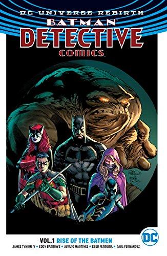 Batman: Detective Comics Vol. 1: Rise of the Batmen TP