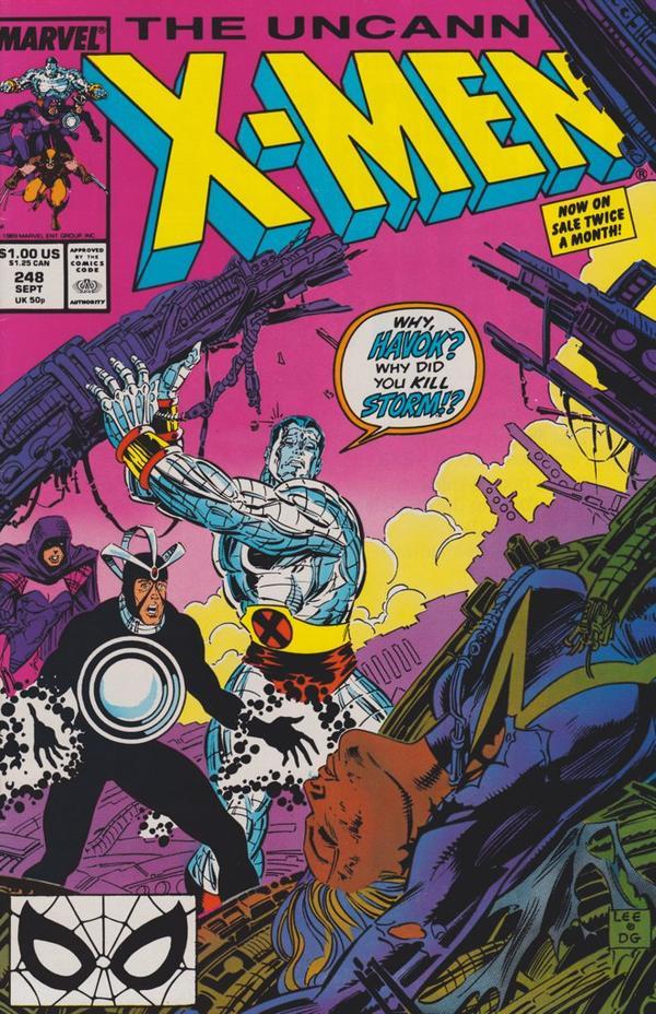 Uncanny X-Men #248