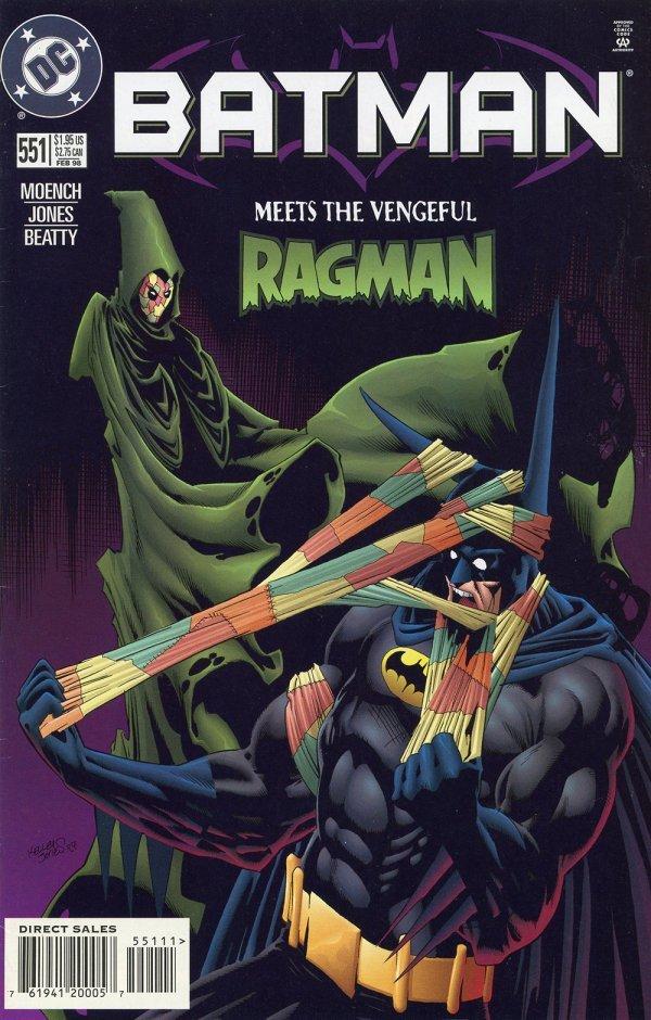 Batman #551