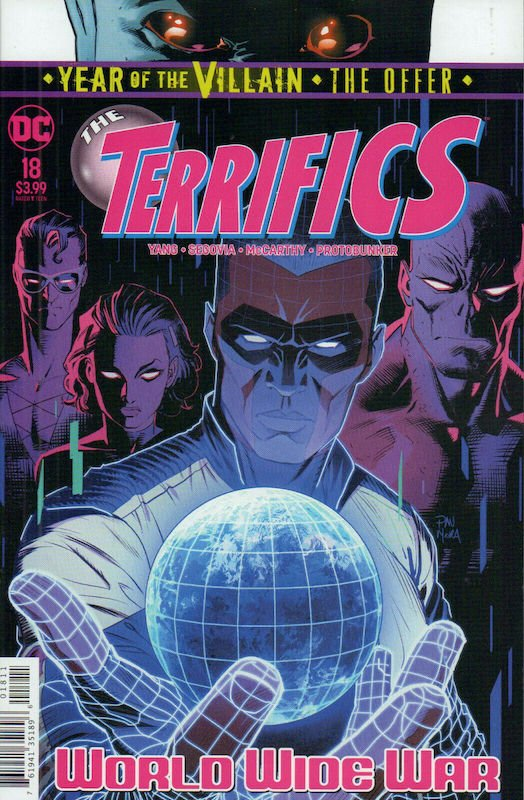 The Terrifics #18
