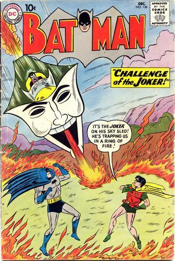 Batman #136