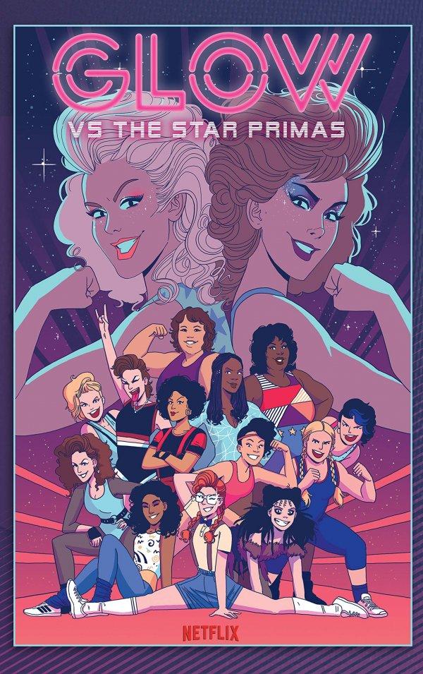 GLOW vs The Star Primas TP