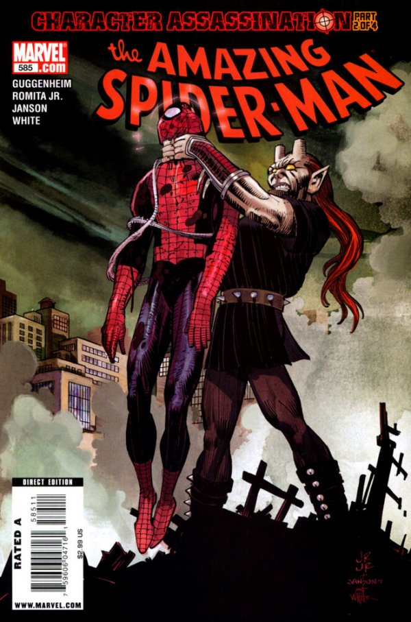 The Amazing Spider-Man #585