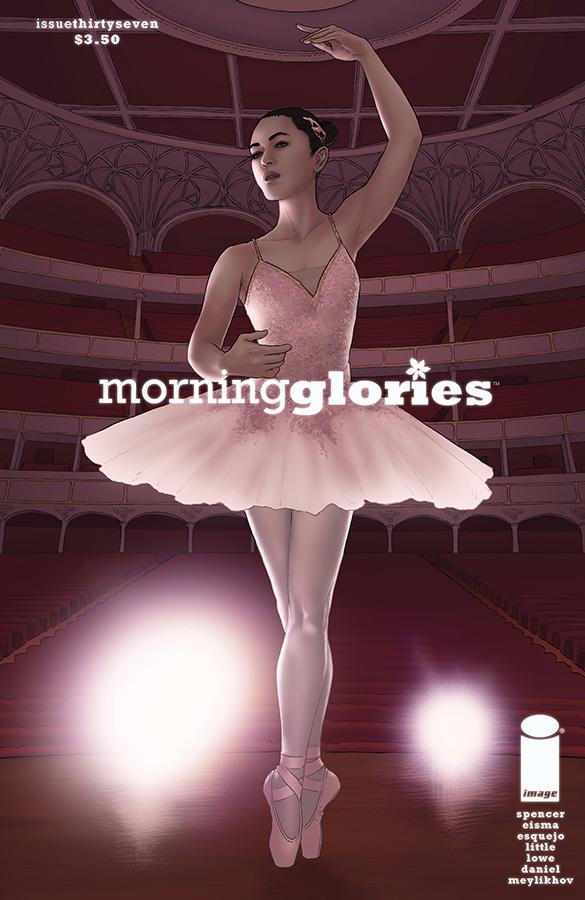 Morning Glories #37