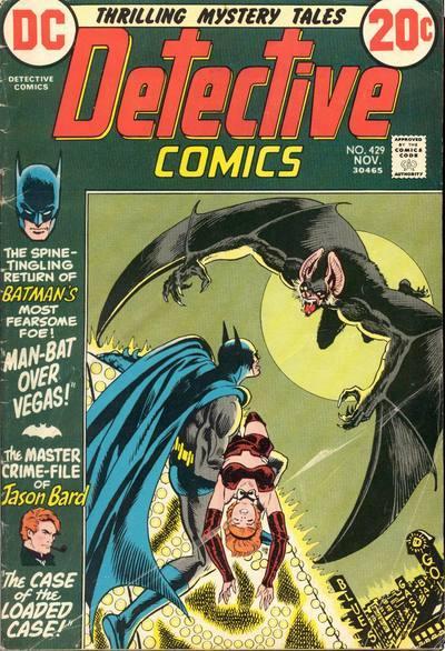 Detective Comics #429