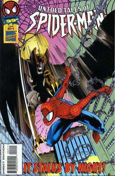 Untold Tales of Spider-Man #2