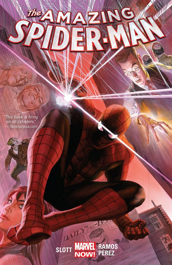 The Amazing Spider-Man by Dan Slott Collection