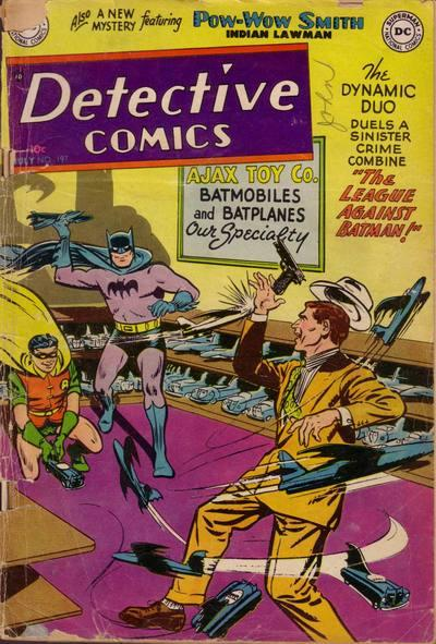 Detective Comics #197