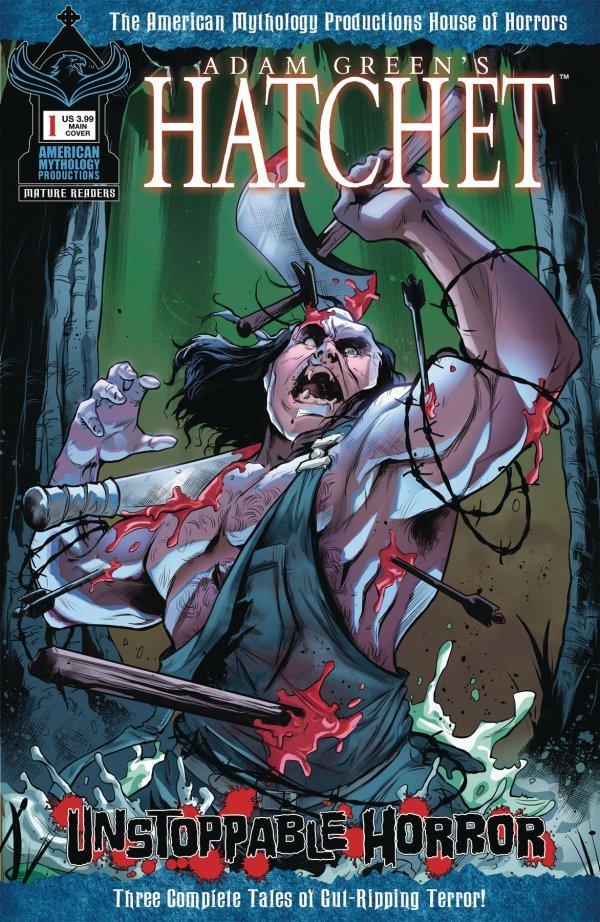 Hatchet: Unstoppable Horror #1