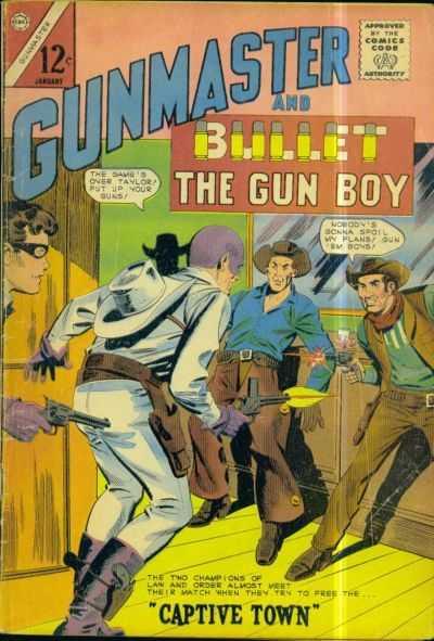 Gunmaster #3
