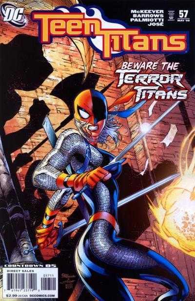 Teen Titans #57