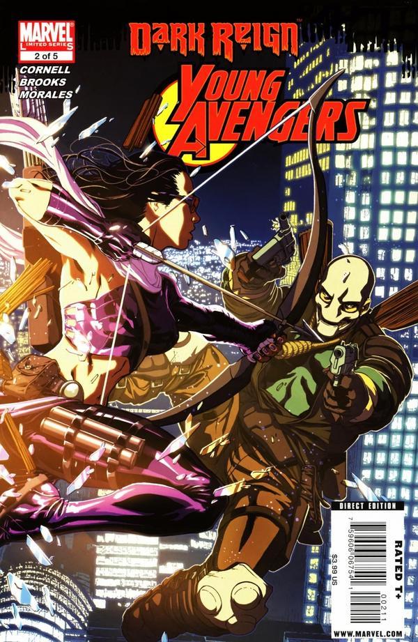 Dark Reign: Young Avengers #2
