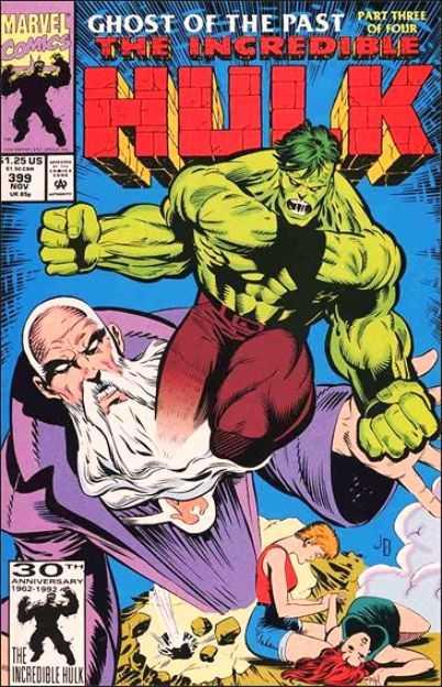The Incredible Hulk #399