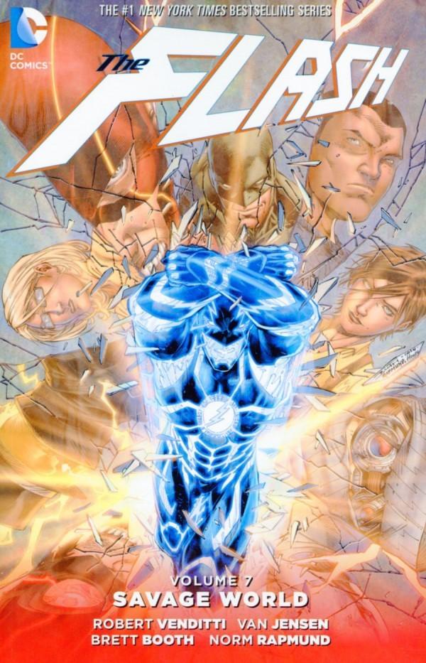 The Flash Vol. 7: Savage World TP