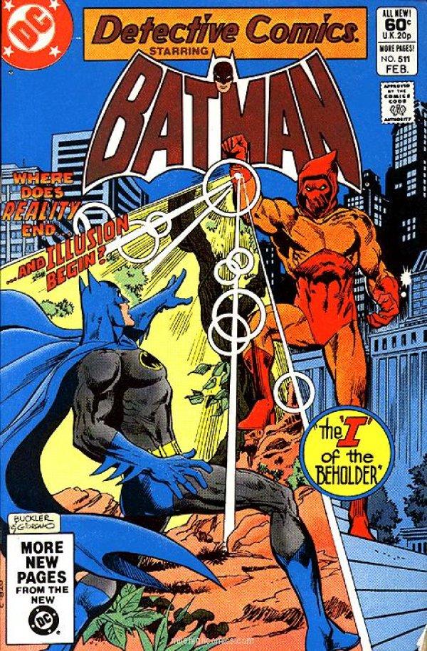 Detective Comics #511