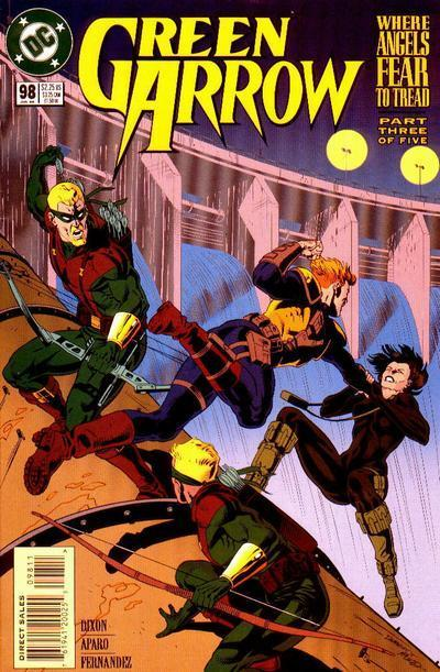 Green Arrow #98
