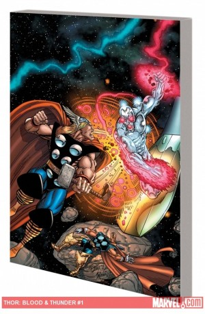 Thor: Blood and Thunder TP