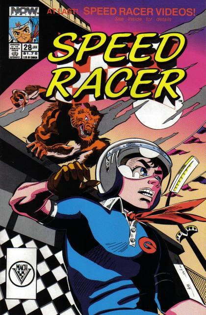 Speed Racer #28