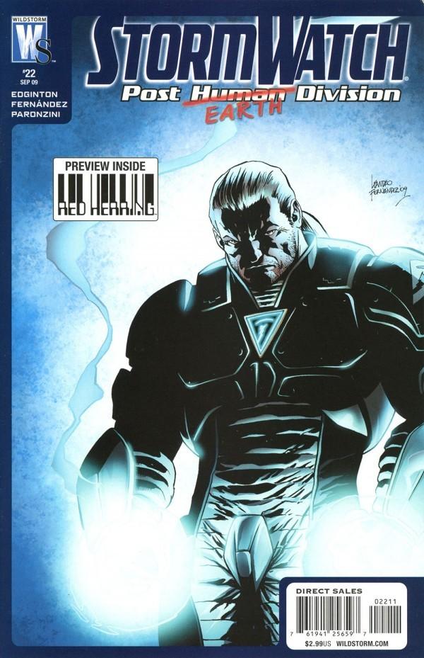 Stormwatch: P.H.D. #22