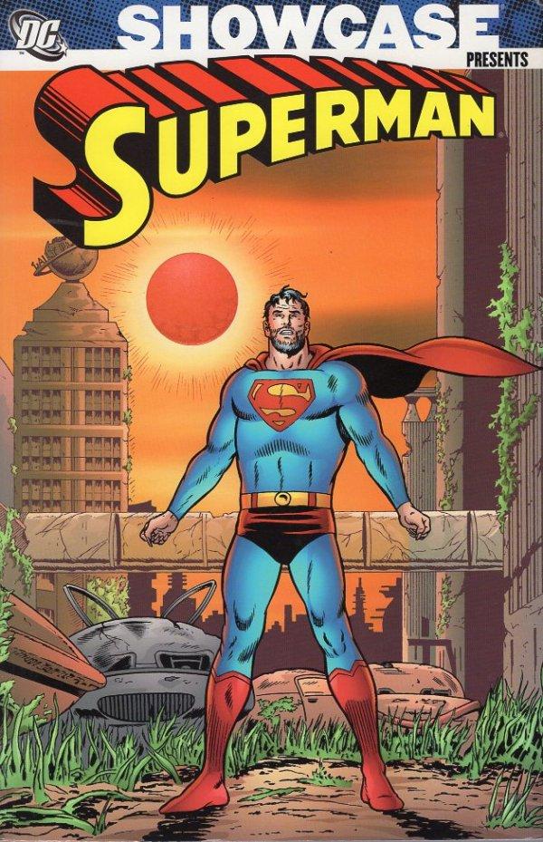 Showcase Presents: Superman Vol. 4 TP
