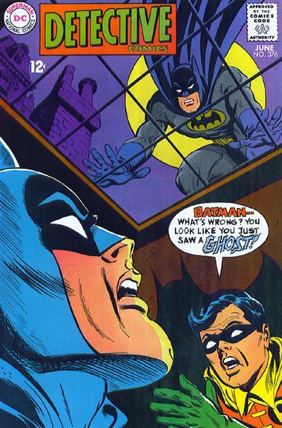 Detective Comics #376
