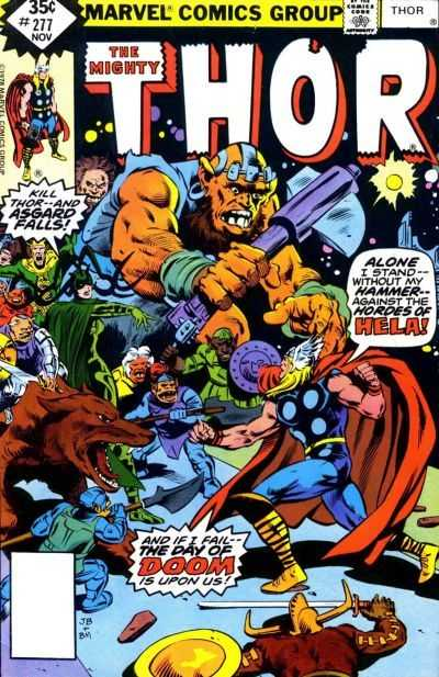 The Mighty Thor #277