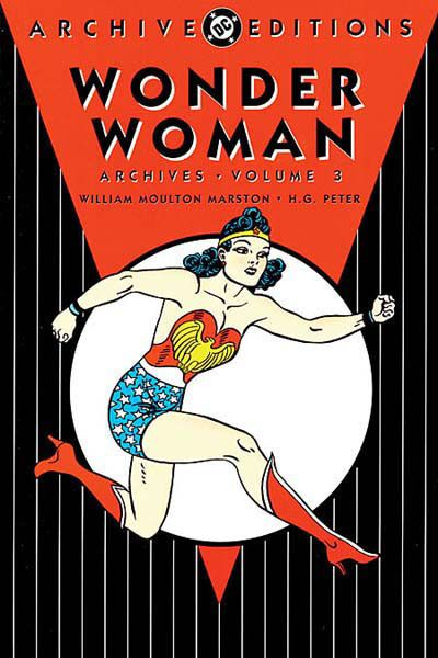 Wonder Woman Archives Vol. 3 HC