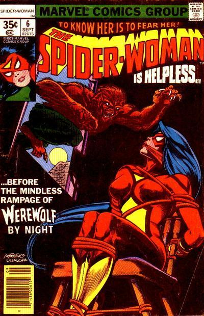 Spider-Woman #6