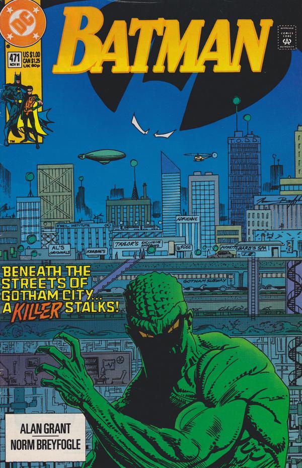 Batman #471