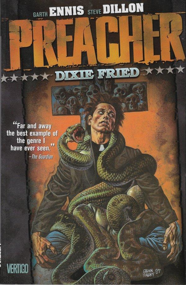 Preacher Vol. 5: Dixie Fried TP New Edition