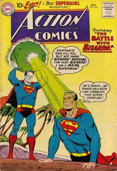 Action Comics #254