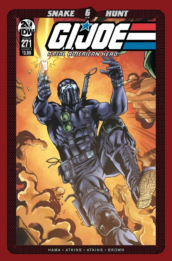 G.I. Joe: A Real American Hero #271
