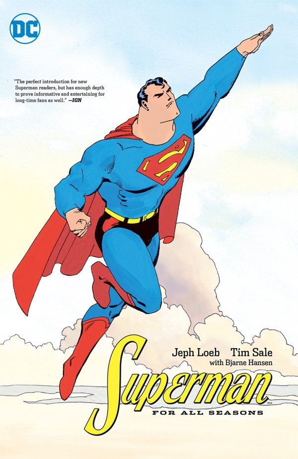 Superman For All Seasons TP New Edition