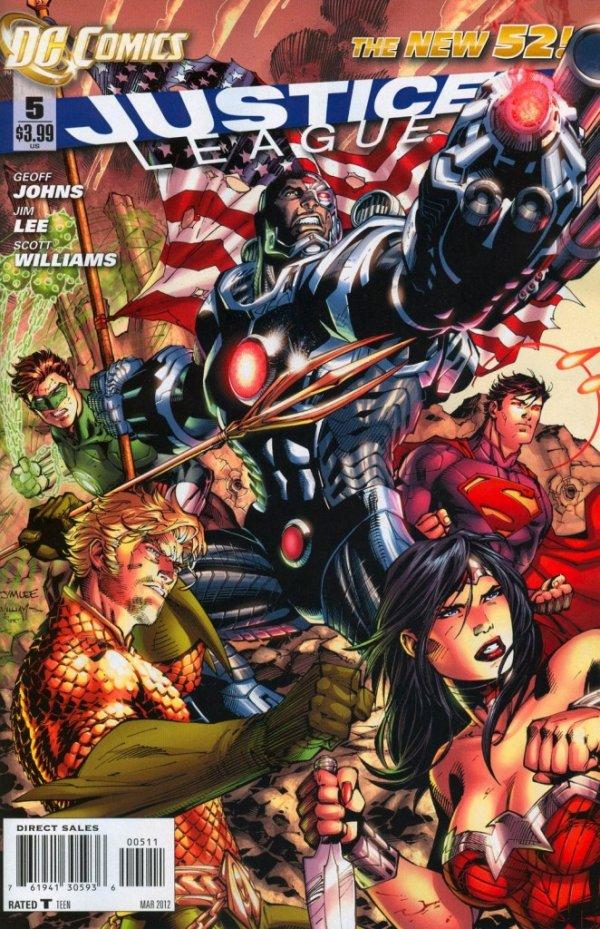 Justice League #5
