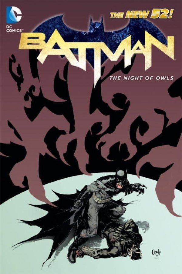 Batman: Night of the Owls HC