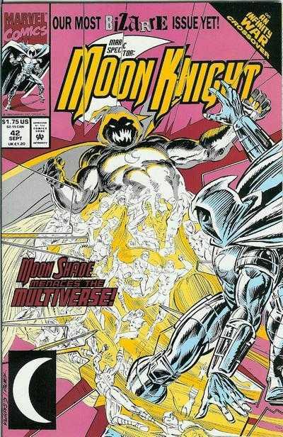 Marc Spector: Moon Knight #42