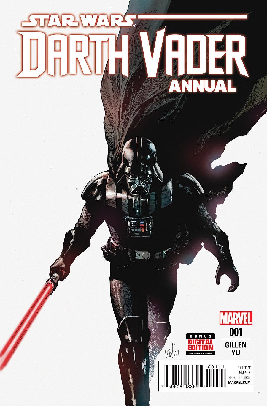 Star Wars: Darth Vader Annual #1