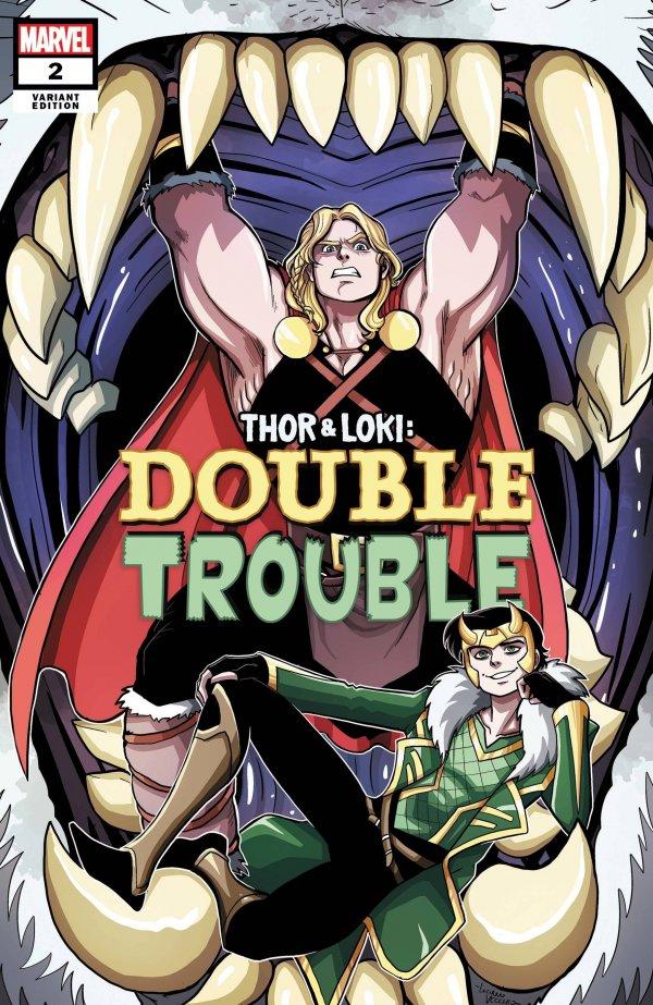 Thor & Loki: Double Trouble #2