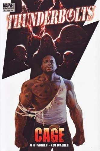 Thunderbolts: Cage HC