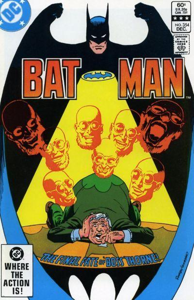 Batman #354